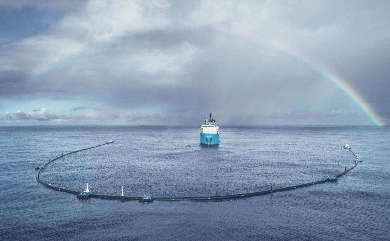 Очистка вод Мирового океана