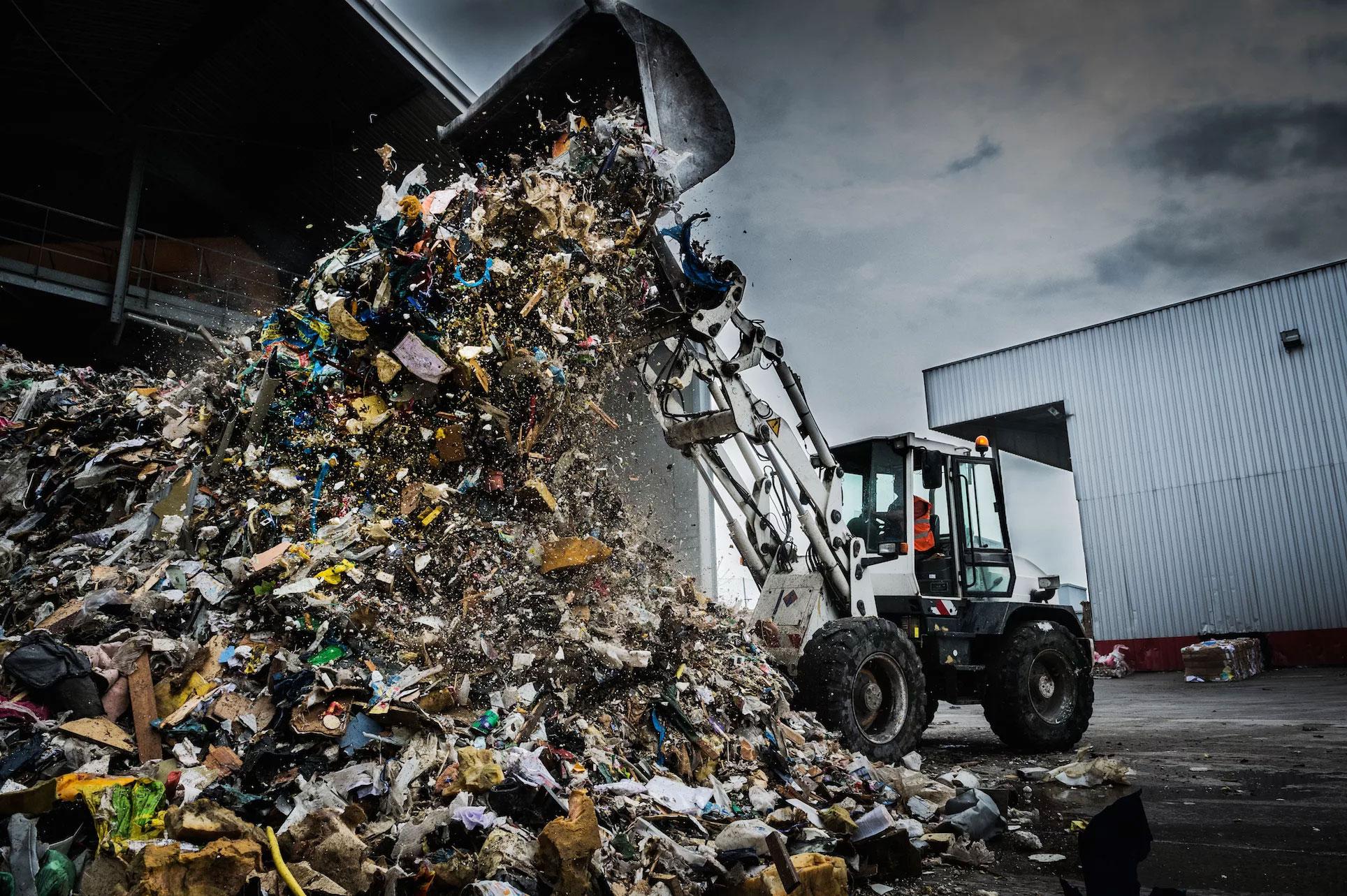 Классификатор отходов
